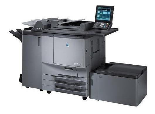Impressora Gráfica Digital Konica Minolta C6501