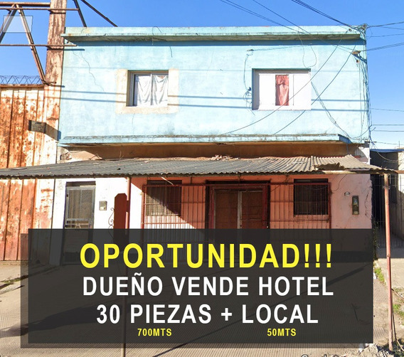 Oportunidad Dueño Vende Hotel + Local.- Funcionando 100%