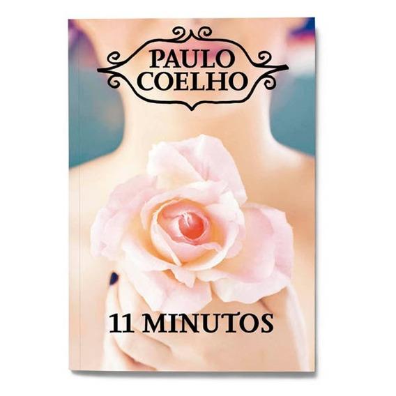 Livro Paulo Coelho - Onze Minutos