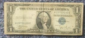 Nota Dolar Antigo Serie C Ano 1935