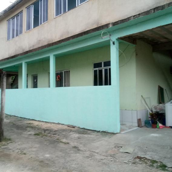 Casa 04 Comodos, Area , Varandinha E Garagem