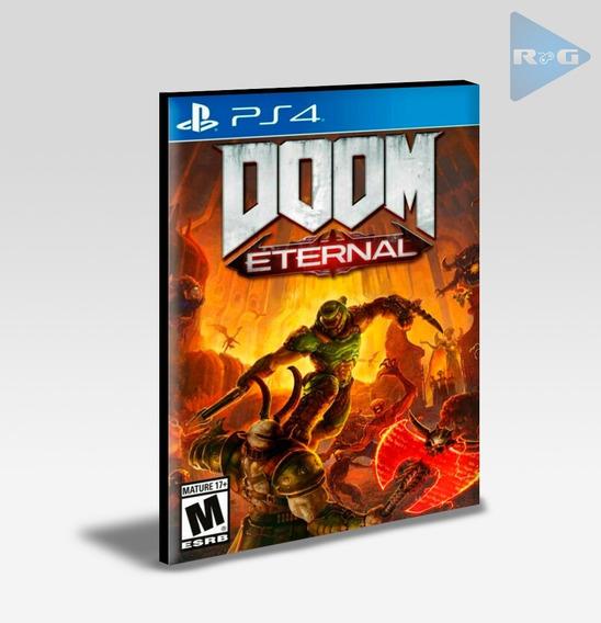 Doom Eternal | Ps4 | Português | Envio Agora