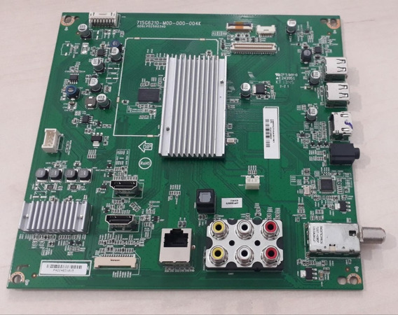 Placa Main Philips 42pfg6809 715g6210-m0d-000-004k