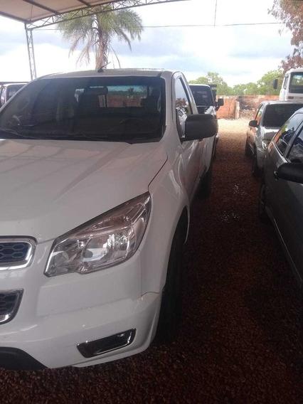 Chevrolet S10 2014 2.8 Ls Cab. Simples 4x4 2p
