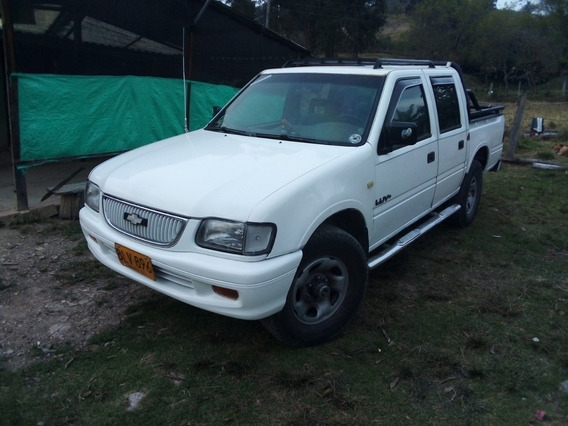 Camioneta Chevrolet Luv Doble Cabina 2200 4x4