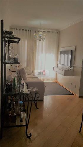 Imagem 1 de 26 de Apartamento Com 3 Dorms, Assunção, São Bernardo Do Campo - R$ 380 Mil, Cod: 1719 - V1719