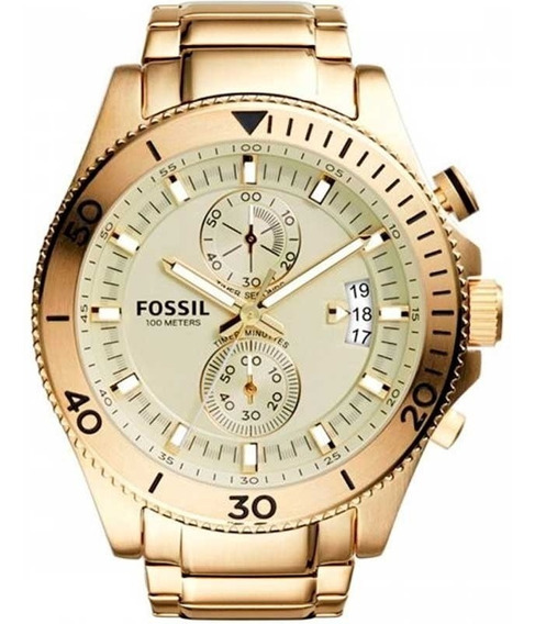 Relógio Fossil Masculino Wakefield Original Nota Ch2974/4dn