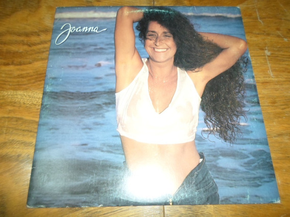 Joanna (1991) * Vinilo Importado Brasil