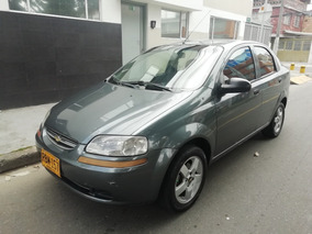 Chevrolet Aveo Family M 2010 Mt 1500