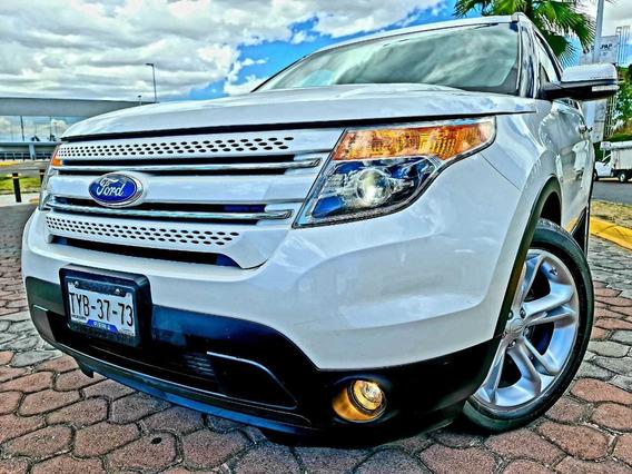 Ford Explorer 4.0 Limited V6 Sync 4x4 Mt 2013