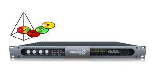 Amplificador Digital Audiolab Dqx 7200 3600 W - Pecorari