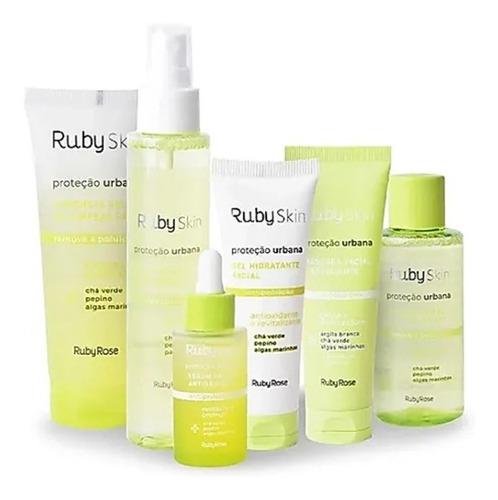Imagem 1 de 9 de Linha Completa  Ruby Skin Proteção Urbana - Ruby Rose