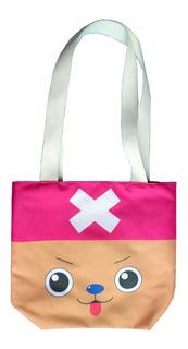 Mini Tote Bag Cartera De Anime One Piece Chopper Cute