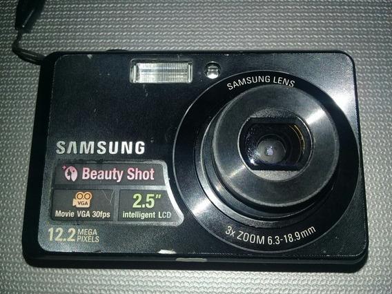 Câmera Samsung Es60 Perfeita Rj Centro C Carregador Original