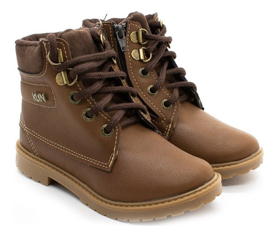 Bota Klin Rock 154028000 Whisky/café