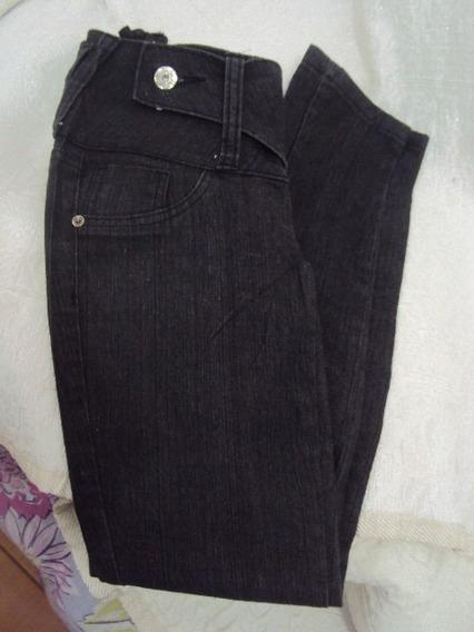 Calça Jeans Feminina Trademax Jezzian Tamanho 36