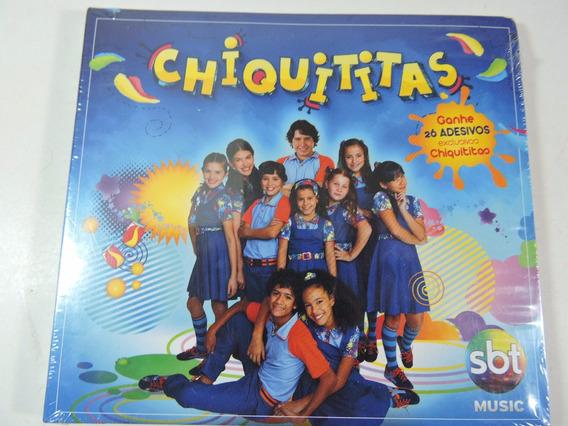 Cd - Chiquititas - Volume -1 (novo, Original E Lacrado)