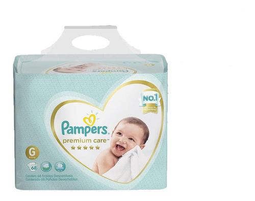 Imagen 1 de 1 de Pampers Premium Care For G 68