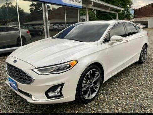 Ford Fusion 2019 2.0 Titanium Plus
