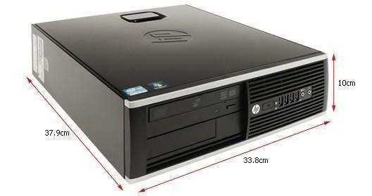 2 Computador Hp Elite Core I5 8gb Ssd 120gb Wifi