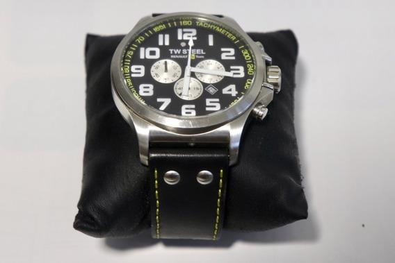Relógio Tw Steel Mod. Tw673 Renault F1 (usado)