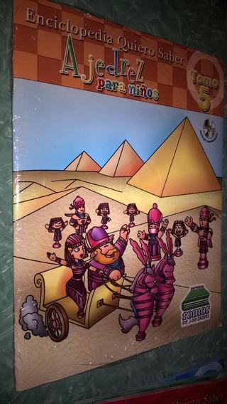 Enciclopedia Ajedrez Niños Serie Quiero Saber Edit Romor