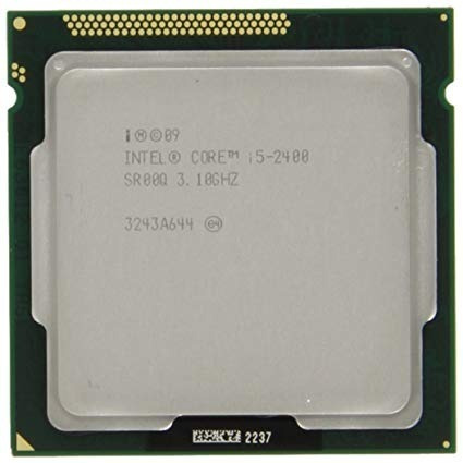 Processador Intel Core I5-2400 3.10 Ghz Socket 1155