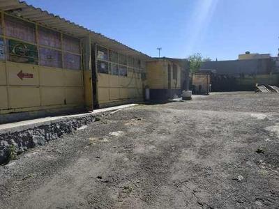 Terreno Limpio Y Pavimentado De Frente Al Dif Tlahuac