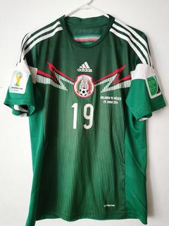 Jersey Selección Mexicana adidas Oribe Peralta Brasil 2016