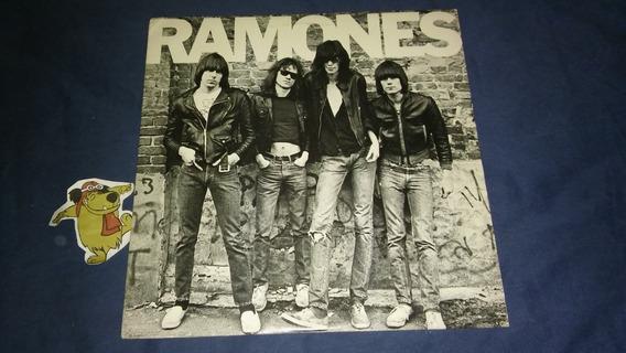 Ramones - Ramones (vinilo) 1ºedic.usa 1976!!!!!