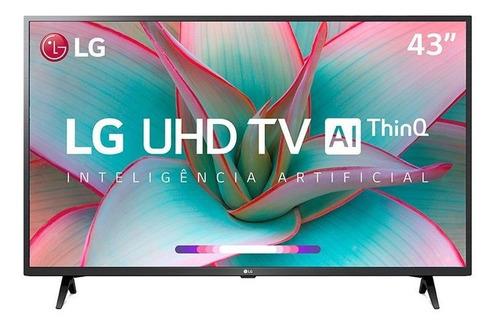 Smart Tv Led 43 Polegadas LG 43un7300 Uhd 4k Bluetooth