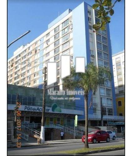 Apartamento 1 Quarto, Mobiliado, Reformado, Embaré, Santos