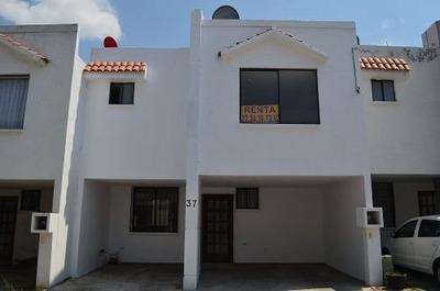 Se Renta Casa En San Pedro Cholula Excelente Ubicacion