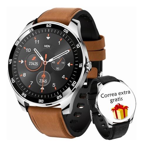 Imagen 1 de 9 de Reloj Inteligente Con Bluetooth,1.3'' Pulsera Deportiva Ip67