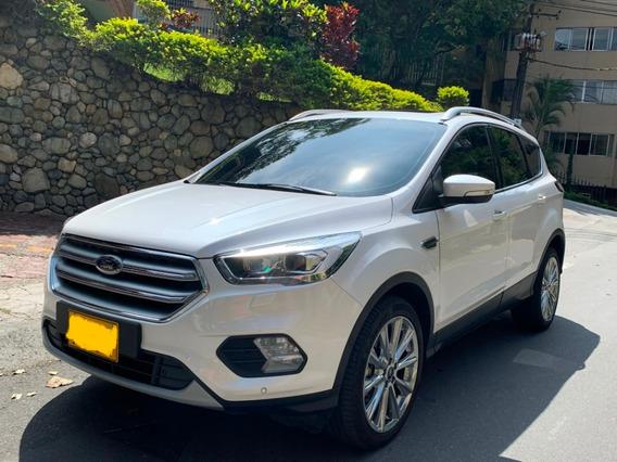 Ford Escape Titanium Como Nueva