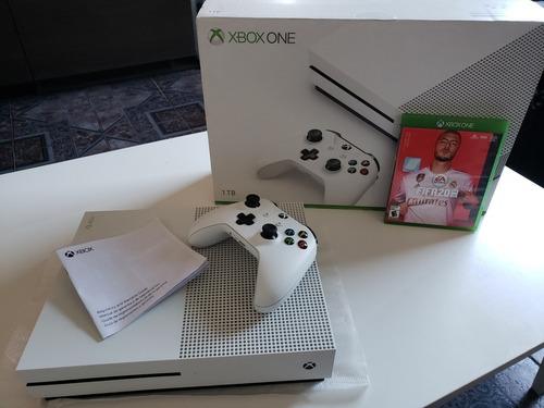 Xbox One S 1tb 4k En Caja