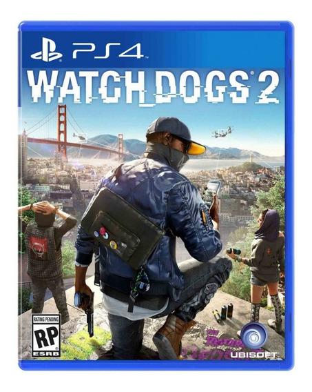 Watch Dogs 2 - Lacrado - Frete Gratis
