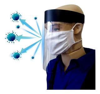 Mascara De Proteção Facial Policarbonato Cristal 0.25mm