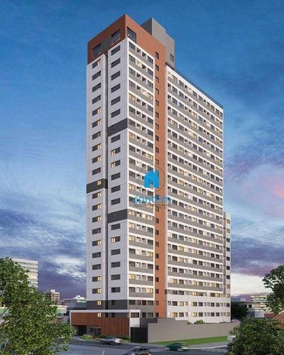 St0025 - Condomínio Fit Casa Ipiranga Studio Com 1 Dormitório À Venda, 30 M² Por R$ 255.000 - Ipiranga - São Paulo/sp - St0025