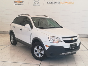 Chevrolet Captiva2.4 A Sport A/a R-16 At Garantia Agencia!!!