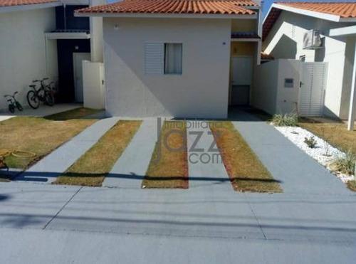 Casa Com 2 Dormitórios À Venda, 48 M² Por R$ 310.000,00 - Residencial Real Parque Sumaré - Sumaré/sp - Ca7216