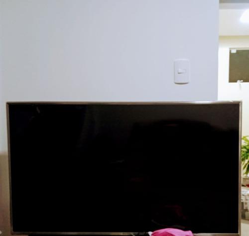 Imagem 1 de 2 de Smart Tv LG Ai Thinq 50um7510psb  (tela Quebrada)