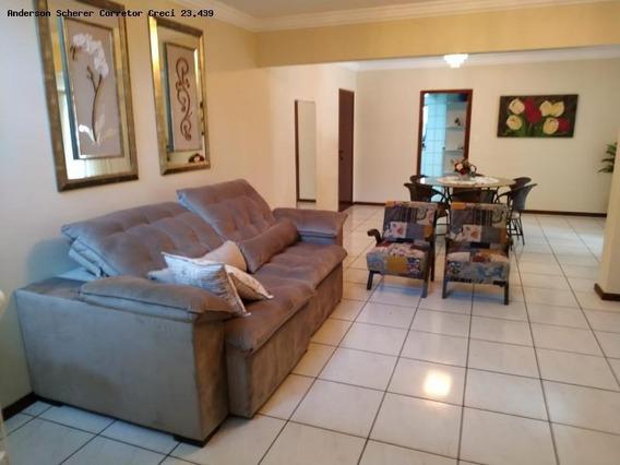 Apartamento Para Temporada Em Itapema, Meia Praia, 4 Dormitórios, 1 Suíte, 3 Banheiros, 2 Vagas - Vs401b_1-1317145