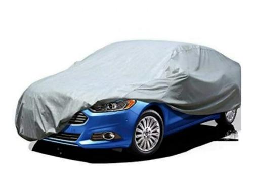 Imagen 1 de 2 de Funda Cobertor Lona Cubre Auto Metalizada Proteccion