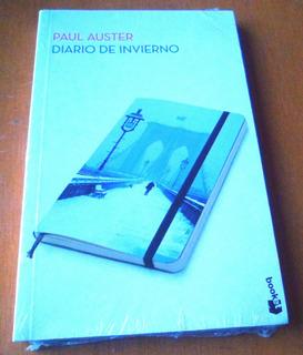 Diario De Invierno. Paul Auster.