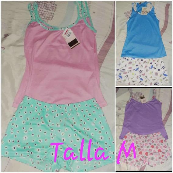 Pijama Damas Talla M Y L