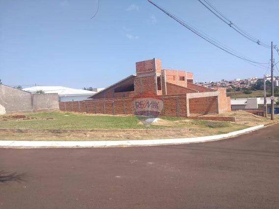 Terreno À Venda, 667 M² Por R$ 159.000 - Residencial Chacara Santo Antonio - Botucatu/sp - Te0257