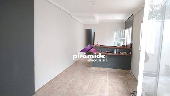 Casa Com 2 Dormitórios Para Alugar, 90 M² Por R$ 1.400/mês - Jardim Jaqueira - Caraguatatuba/sp - Ca5009