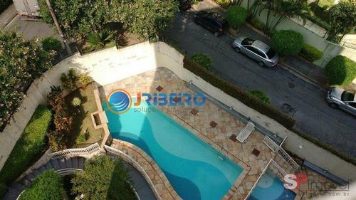 Apartamento Padrão Para Venda Em Vila Amélia São Paulo-sp - 180072