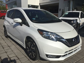 Nissan Note Note Sr Cvt 2018 Seminuevos